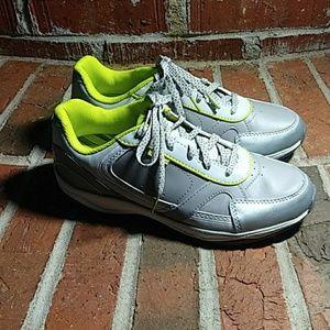 Gray Vionic Sneakers